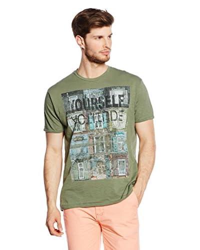 SideCar T-Shirt Manica Corta [Verde]