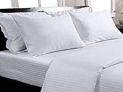 Trance Duvet Cover Single with 1 pillow cover White
