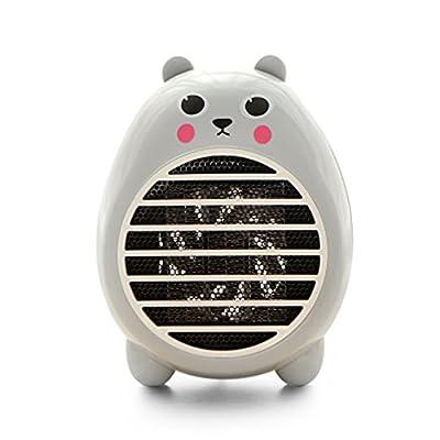 Rubility Cute Heater Fan Cartoon Household Warmer Mini Electric Fan Heater