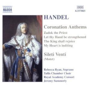 Handel - Coronation Anthems