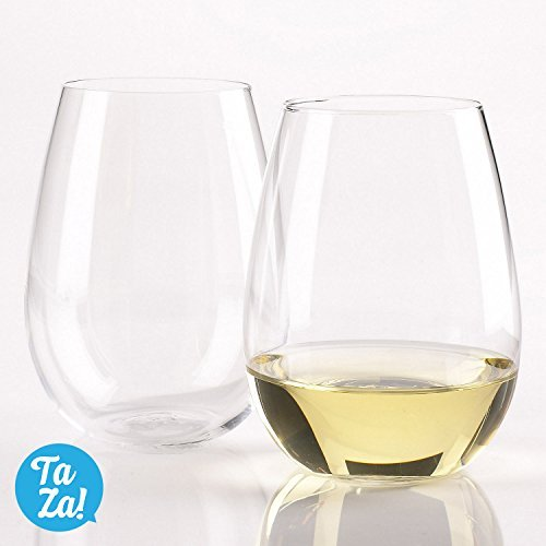 Taza Unbreakable Wine Glass White Red Glasses Cup Drinking