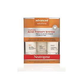 41MH0P4NMSL. SL500 AA280  Neutrogena Advanced Solutions Complete Acne Therapy System