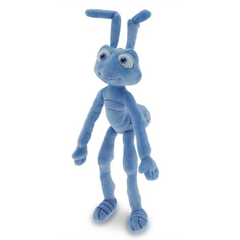 Flik Plush - Mini Bean Bag - A Bug's Life - 10'' - 1