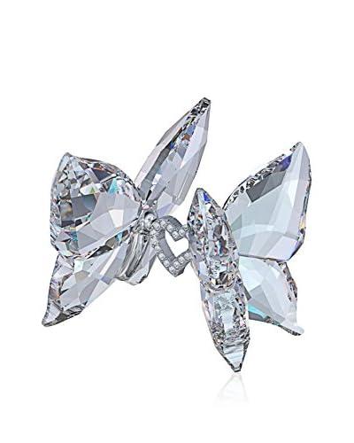 Swarovski Figur Love Butterfliesweiß