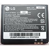 Fonezz Accessoriesz LG Genuine Grade A Battery Prada KE850 KG820 KG99