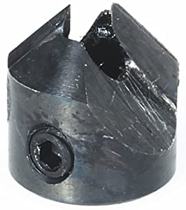 Freud 7012L 15.5-Millimeter Outside Diameter by 6-Millimeter Inside Diameter Left Turn Carbide Tipped Counter Sink for Spindle Boring Machine Bit