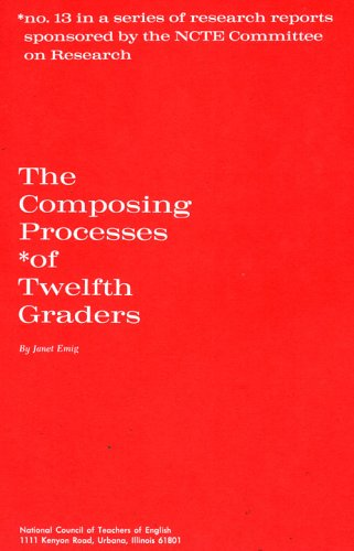 The Composing Processes of Twelfth Graders