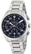 Hamilton Khaki Aviation Pilot Automatic Chronograph Mens H64666135