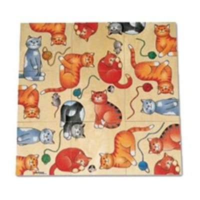 Pocket Puzzle Cats - 1