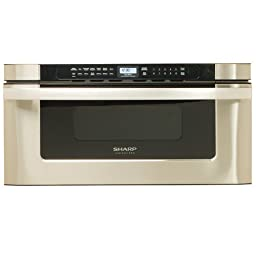 Sharp KB-6525PS 30-Inch Microwave Drawer Oven, Stainless