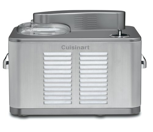 Cuisinart Supreme Commercial Quality Ice Cream Maker ICE-50BCC