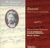 Busoni;Piano Concerto Op.39