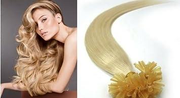 6 amazon 51cm extensions extensions de cheveux naturels raides pose achaud. Black Bedroom Furniture Sets. Home Design Ideas