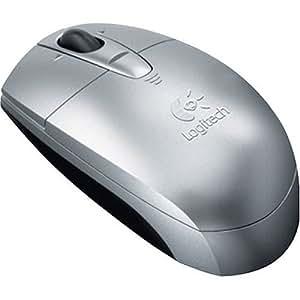 Logitech V200 Cordless Mouse - Silver ( 931379-0403 )