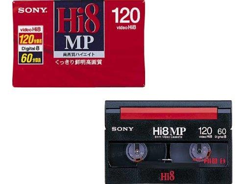 SONY 8mmHi8ビデオカセット P6-30HMP3