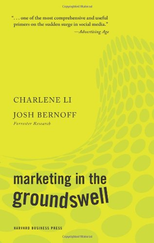 marketing-in-the-groundswell