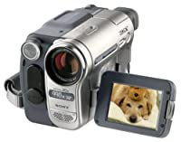 Sony DCRTRV260 Digital8 Handycam Camcorder w/20x Optical Zoom from Sony