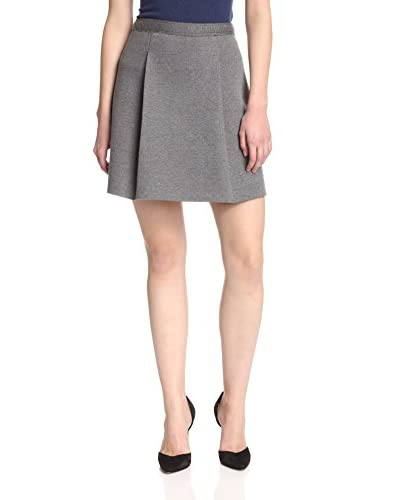 Susana Monaco Women's Eleanor Neoprene Flared Skirt