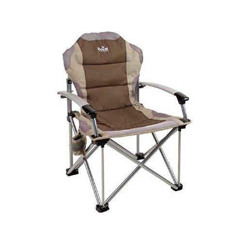 Royal Commander Chair (Brown)