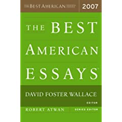 best essays of 2007