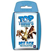 Winning Moves 60888 - Top Trumps: Ice Age