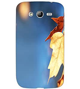 SAMSUNG GALAXY GRAND NEONEO LEAFES Back Cover by PRINTSWAG
