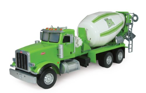 Ertl Big Farm 1:16 Peterbilt Model 367 With Cement Mixer front-1001676