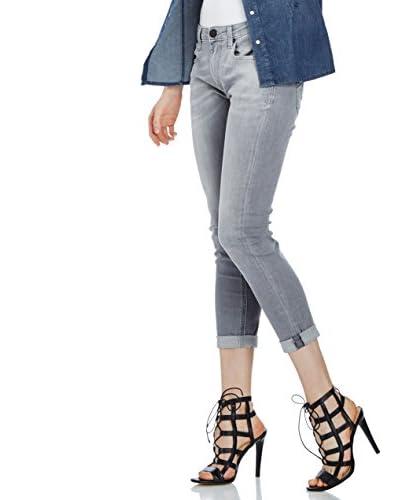 True Religion Jeans Boyfriend Cut Grace [Grigio Chiaro]