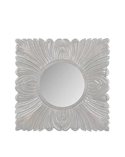 Safavieh Acanthus Mirror, Grey