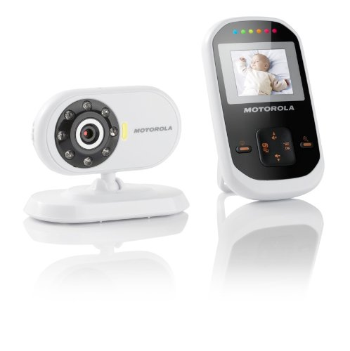 motorola baby monitor how to turn on night vision