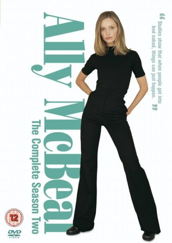 Ally Mcbeal S2 [DVD]