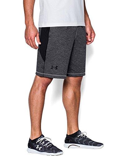"Under Armour Men's Raid Printed 10"" Shorts, Steel (039), Large"