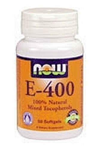 Now Foods, Vitamin E-400 IU Mixed Tochopherols