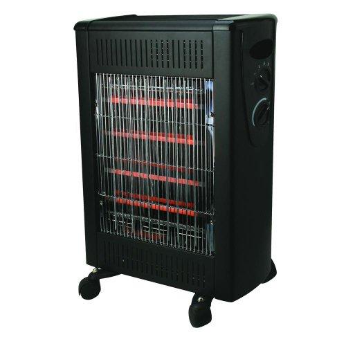 -Watt Electric Radiant Portable Heater November 4, 2015 Best Portable