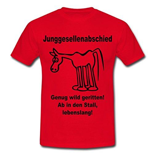 Junggesellenabschied manner t shirt von spreadshirtr ean for T shirt sprüche junggesellenabschied