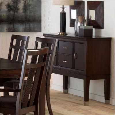 Buy Low Price Standard Furniture Sideboard by Standard Furniture – Dark Wood (14348) (B003LA0LLO)