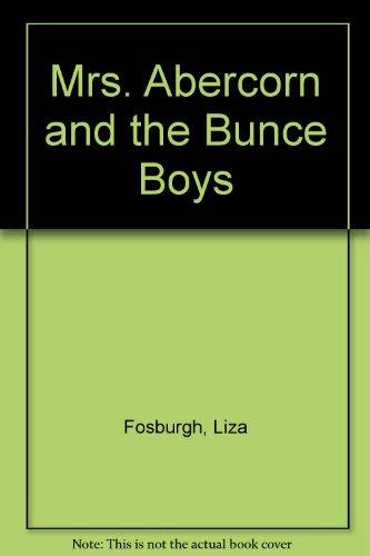 Mrs. Abercorn and the Bunce Boys PDF