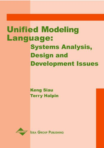 Unified Modeling Language: Systems Analysis, Design and Development Issues