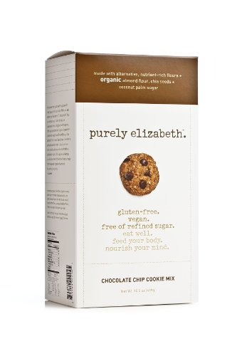 Purely elizabeth Chocolate Chip Cookie Mix, 15.5000-Ounce
