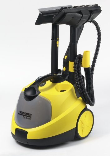 KÄRCHER SC1402 Steam Cleaner with 1800W Heating Operation
