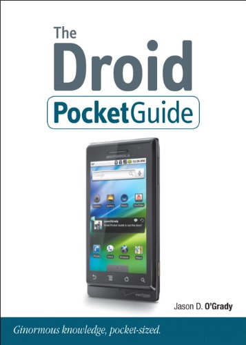The Droid Pocket Guide (Peachpit Pocket Guide)