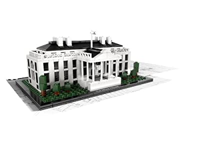 LEGO レゴ Architecture 第7弾 ホワイト・ハウス