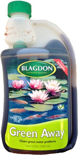 Blagdon Small Green Away for Ponds