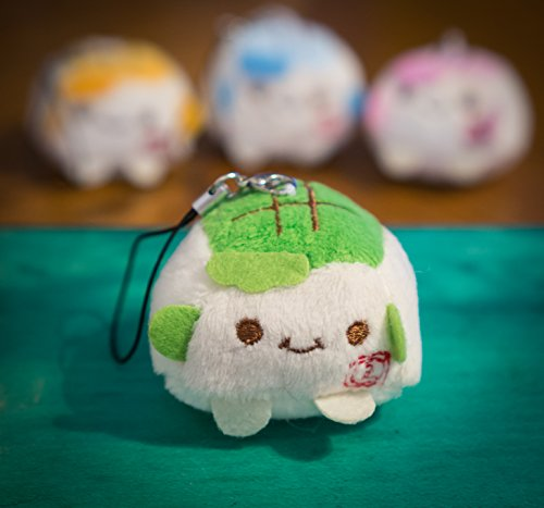 acquistare qualsiasi 2 e ottenere 1 gratis. Super Cute 3 - 4 cm tofu per ciondolo/Portachiavi kawaii peluche morbido Squidgy Colorful cinese tofu Generic Cartoon Espressione Smile Face giocattolo regalo unico accessori di lusso Animal Fashion