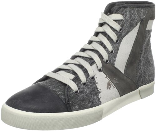 [プーマ]Puma Blackstation Wellenbande Mid Canvas Bleach - Rudolf Dassler BlackBlackstation Wellenbandeミッドキャンバスブリーチ - ルドルフ?ダスラー( 27CM) US size: 9