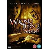 WRONG TURN 2 DEAD END DVD(USED) - DVD- USED DVD IS USED