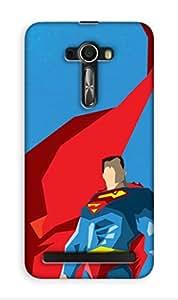 Pinklips Shopping Asus Zenfon Selfie Hard Case Printed Back Cover - PLNAZSLFPHSUP036