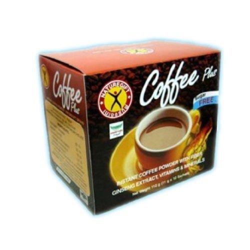 Naturegift Plus Instant Weight Loss Diet Coffee 1 Box : 11G X 10 Sachets