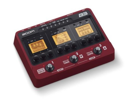 Electric Guitar Effects Pedal