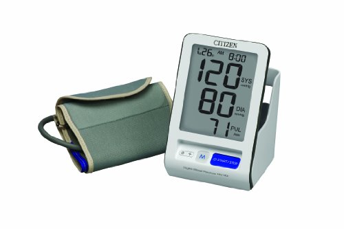 Cheap Citizen CH-456 Self-Storing Arm Digital Blood Pressure Monitor (VER-CH-456)